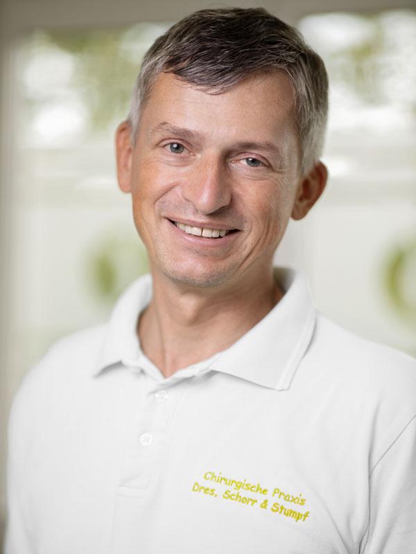 Dr. med. Bernhard Stumpf