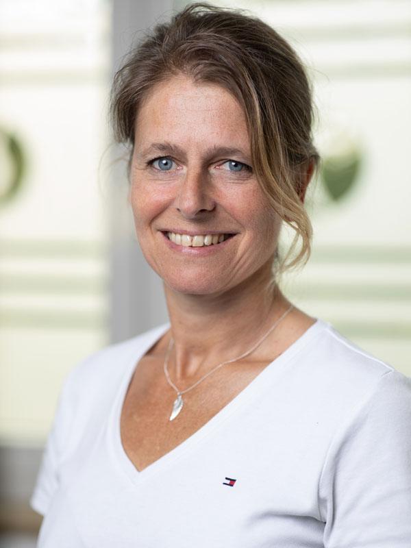 Marion Esch in der Ausbildung zur Allgemeinärztin in der Chirurgie Germering