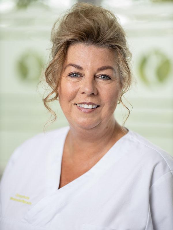 Petra Günzkofer MFA in der Chirurgie Germering