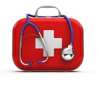 Bei Unfall gehen Sie zum D-Arzt