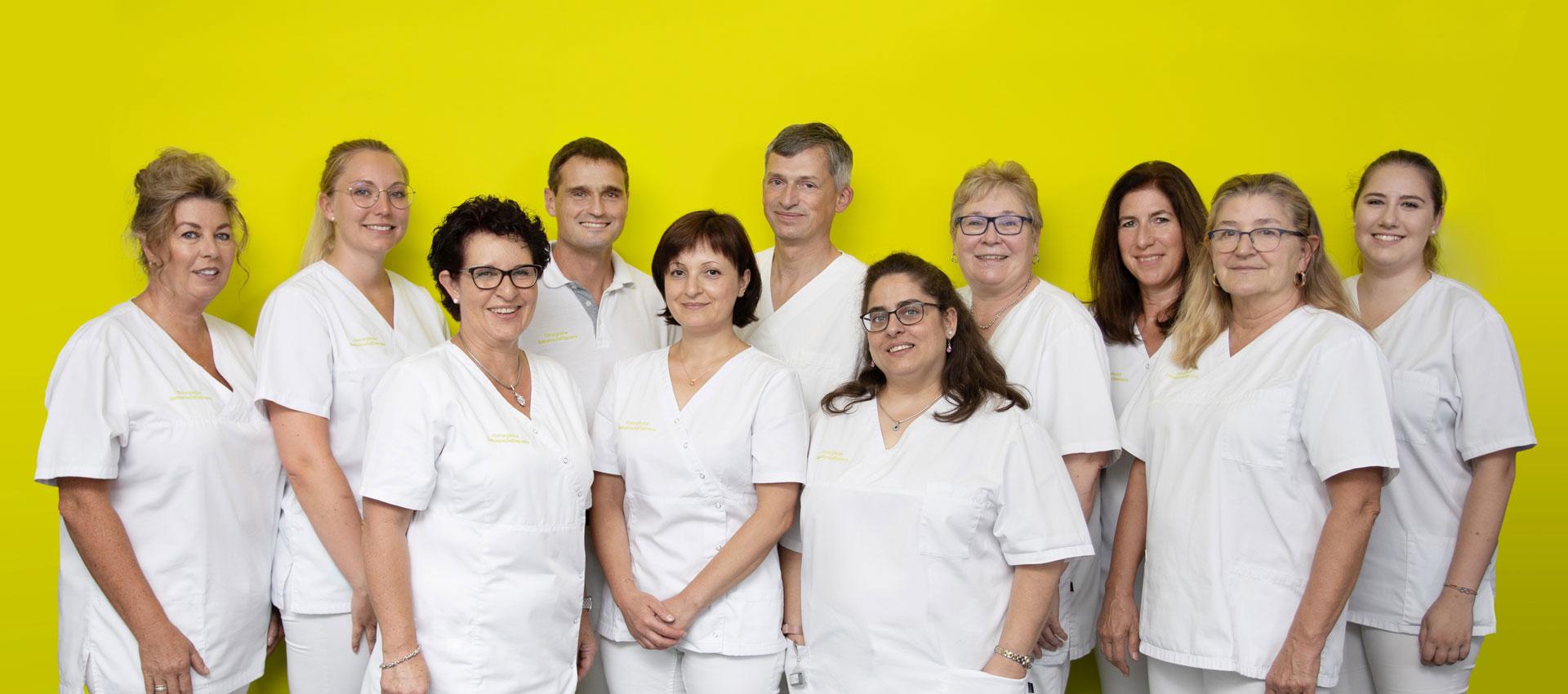 Praxisteam der Chirurgie Germering