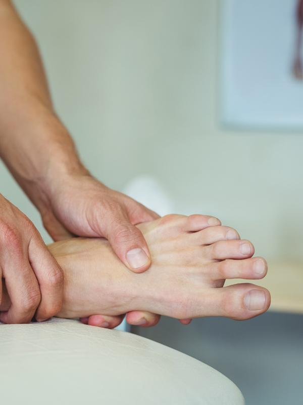 Diabetischer Fuß - Podologie Chirurgische Gemeinschaftspraxis in Germering
